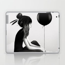 No Such Thing As Nothing Laptop & iPad Skin