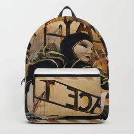 """GARDEN STATE"" Backpack"