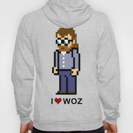 Code Monkeys: The Great WOZ Hoody