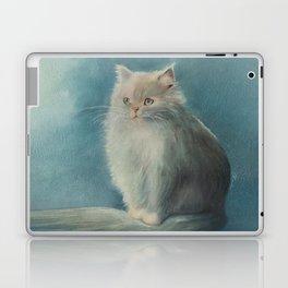 Fluffy Persian Cat Laptop & iPad Skin