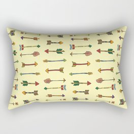 WHICH ROAD? Rectangular Pillow