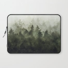 The Heart Of My Heart // Green Mountain Edit Laptop Sleeve