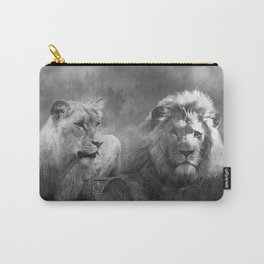 Lion's Pride Carry-All Pouch