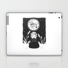 drowing in a swamp Laptop & iPad Skin