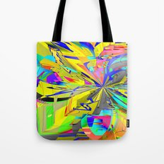 Pinch-Point Tote Bag
