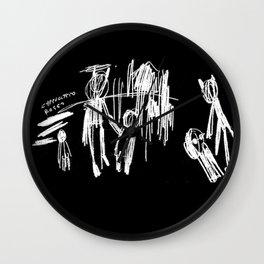 CAPPUCCETTO ROSSO Wall Clock