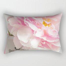 bonjour beaute' Rectangular Pillow