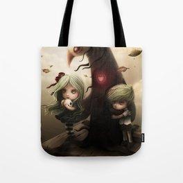 Everything Dies Tote Bag