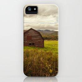 an adirondack icon iPhone Case
