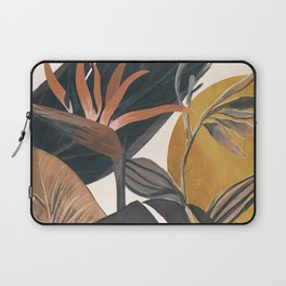 Abstract Tropical Art III Laptop Sleeve