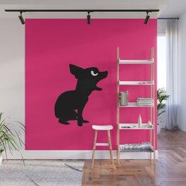 Angry Animals: Chihuahua Wall Mural
