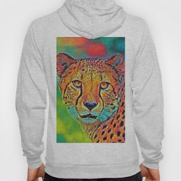 AnimalColor_Cheetah_001 Hoody