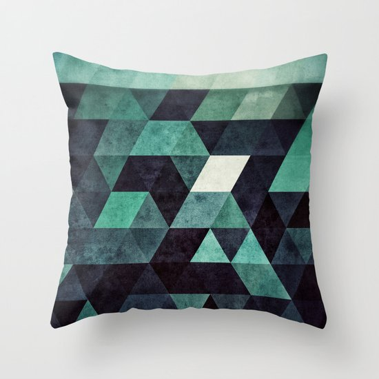 ddrypp Throw Pillow
