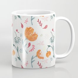 Floral tossed pattern Coffee Mug