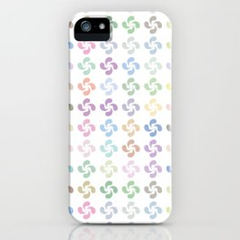 Lauburu iPhone Case
