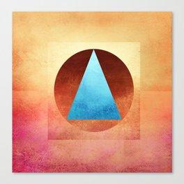 Suprematist Composition III Canvas Print