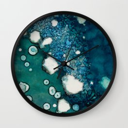 Ink Flow No. 6 Wall Clock