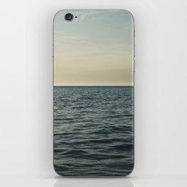 Calm Seas iPhone Skin