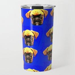 Boxer puppies Travel Mug