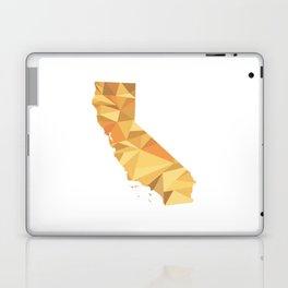 California Pattern Map Art Laptop & iPad Skin