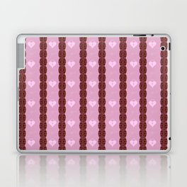 Pink Locket Laptop & iPad Skin