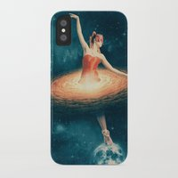 nan lawson iPhone & iPod Cases featuring Prima Ballerina Assoluta by Paula Belle Flores