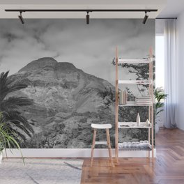 Mountain at Ein Getti, Israel Wall Mural
