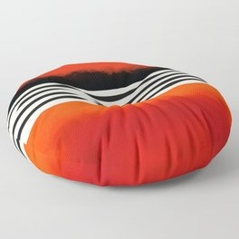 Night And Day Floor Pillow