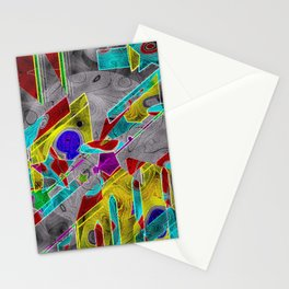 shaping-Up Stationery Cards