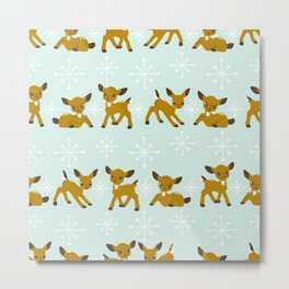 Where's Rudolph? Metal Print