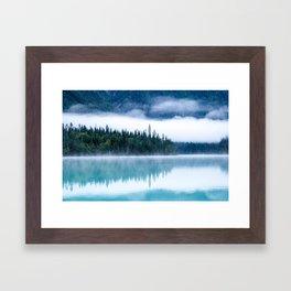 mirroring Framed Art Print