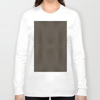 tree rings Long Sleeve T-shirts featuring Tree Rings by Morgan Bajardi