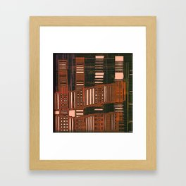 LAY OUT 02 /16-08-16 Framed Art Print