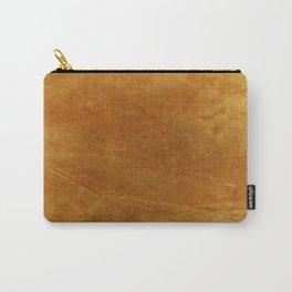 Autumn Orange Carry-All Pouch