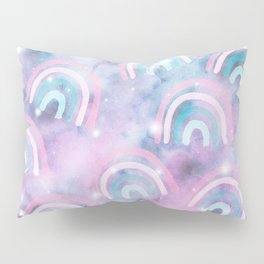 Cosmic Rainbow Dream Pattern #1 (Kids Collection) #decor #art #society6 Pillow Sham