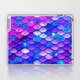 Mermaid Scales Girly Laptop & iPad Skin