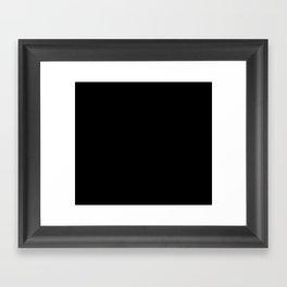 my logo Framed Art Print