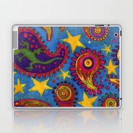 Lizard Paisley Batik Laptop & iPad Skin