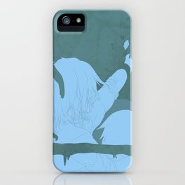 Freeze iPhone Case