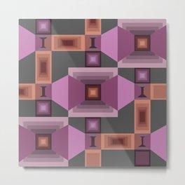 the maze Metal Print
