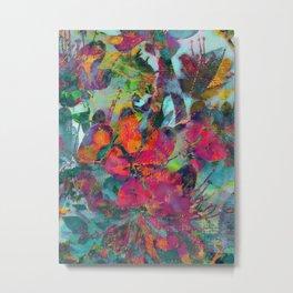 Flourishing Metal Print