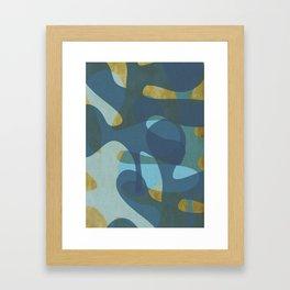 Aliens 1 Framed Art Print