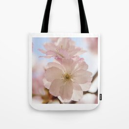 Sping blossom Tote Bag