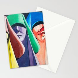 Woman of morroco Stationery Cards