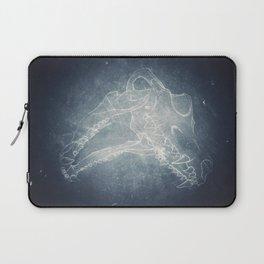 Wolf Skull Laptop Sleeve
