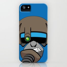 Gibbon Aviator iPhone Case