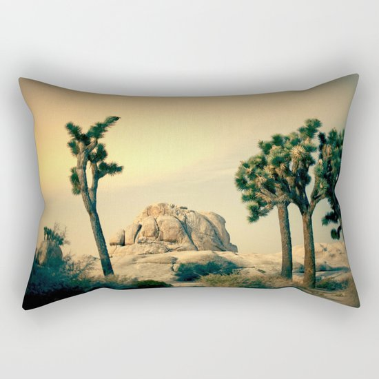 Movie Set Rectangular Pillow