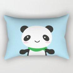 Super Cute Kawaii Panda Rectangular Pillow
