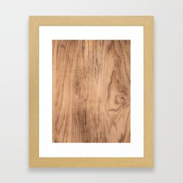 Wood Grain #575 Framed Art Print