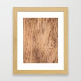 Wood Grain #575 Framed Art Print